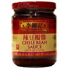 Doubanjiang – Chilli Bean Sauce